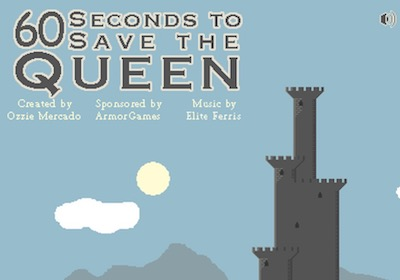 60 Seconds to Save the Queen