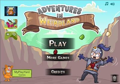 Adventures in WeirdLand