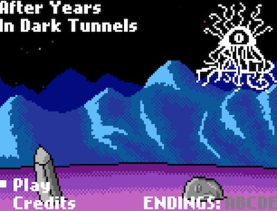 After Years In Dark Tunnels
