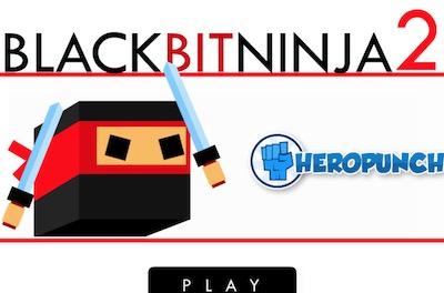 Black Bit Ninja 2