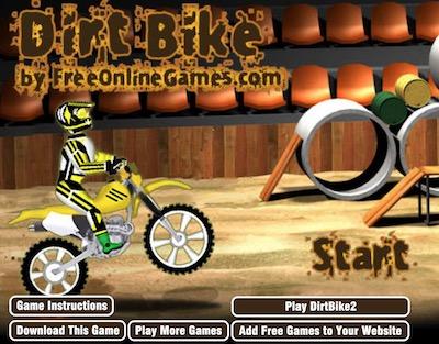 Dirt Bike (1st Version)