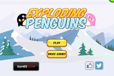 Exploding Penguins