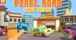 pixel-road-taxi-depot