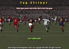 top striker