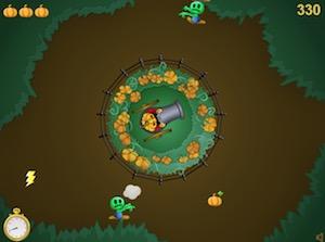 Attack of the Zombie Vegies