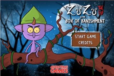 Zuzu the Elf and the Box of Banishment