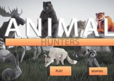 animal hunters