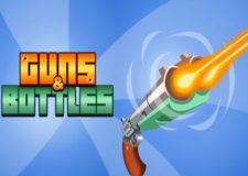 guns and bottles