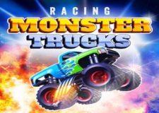 racing monster truck