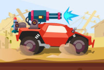 Road of Rampage (HTML 5 Version)