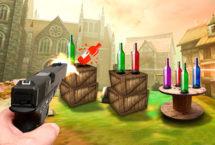 Bottle Target Shooting 3D