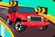 Dangerous Speedways Cars