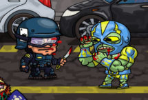 Swat vs Zombies (Kill the Zombies)