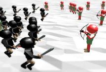 Stickman Simulator: Final Battle (Let's War)