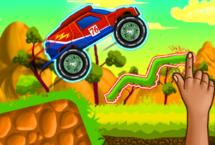 Brainy Cars (Make the Track)