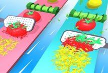 Fruit Cutting or Slicing Game