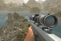 Fantasy Sniper (Shooting in Fantasy Castle)