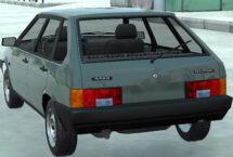 Russian Taz Driving (Free Driving)