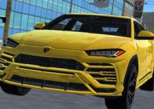Super Driving SUV