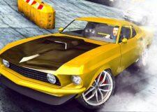 Stunt Car track